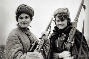 mosin-nagant-women-snipers