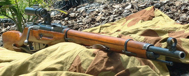 Build Your Own Mosin Nagant 91/30 PU Sniper Rifle
