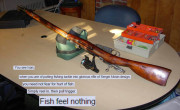 Another Mosin Nagant Fishing Pole